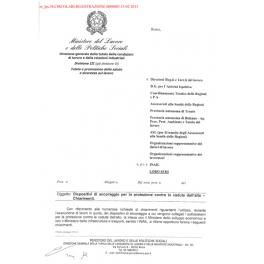 Circolare Ministeriale 13-02-2015