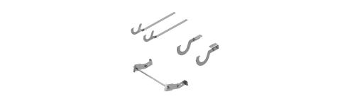 Supporti scala e accessori